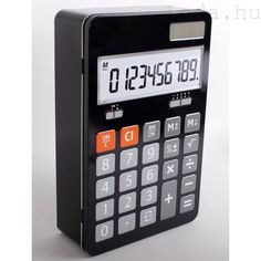 Retro Fémdoboz - Számológép Calculator, Boxes, Retro, Crates, Box, Cubbies, Cases, Retro Illustration, Mid Century