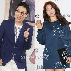 cool Park Shin Hye and Lee Hwi Jae for SBS Drama Awards!