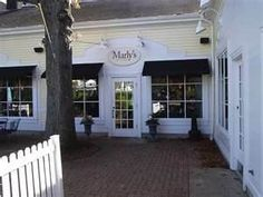 Marley's in Wilton, CT. Great pub style food with a charming summer patio where your well behaved pooch can sit next to you whie you dine. Badly behaved doggies can stay in th car as the parking lot is visible directly adjacent to the patio. The best part is that my office at Prudential CT Realty is next door where you can come find me and ask about available homes in Wilton!