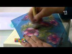 Stencil OPA - Arte que Faz - 01/07/2014 - Mayumi Takushi - Caixa com Papoulas - YouTube