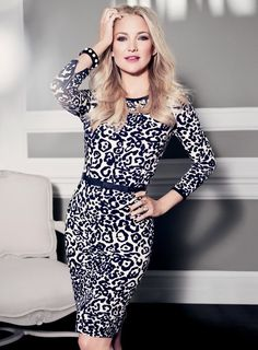 Kate Hudson for Ann Taylor Fall 2012 Ad Campaign