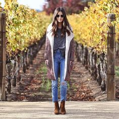 """""""Napa's fall colors are surreal!!! Follow along my adventures via snapchat @ blankitinerary [tap for details] #ootd #birthdaytrip #blankitinerary -----…"""""""