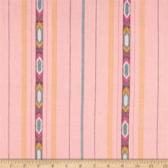 Designed by Anna Maria Horner for Free Spirit Fabrics, this beautiful continuation of Anna's Loominous line features a wide array of lightweight yarn dyed woven cottons in deeply saturated colorways and modern designs. Perfect for button-down shirts, lined skirts, quilting, and more! Colors include shades of pink, blue, yellow, and cream.