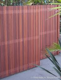 Boundary pool fence screen ideas