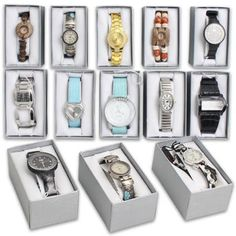 DollarDays.com: Assorted Ladies' Fashion Watches in Gift Boxes