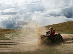 Queenstown, New Zealand  ATV - Nomad Quad Safaris