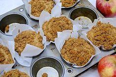 Virtually Homemade: Apple Pie Muffins