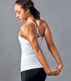bicep stretch - photo #38