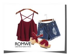 """Romwe"" by mikica-kiki ❤ liked on Polyvore featuring Whistles"