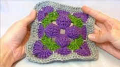 granny square - YouTube