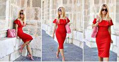 Rojo y rosa, una combinación rompedora, ¿te atreves?