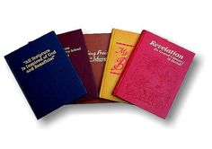 publications by watchtower Bible  society,want Bible knowledge,and truth about Bible ,Read these aids along with your personal copy of Holy Scriptures...The Holy Bible ()()ew62213