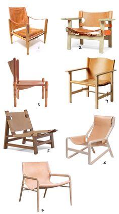 la 2 Spanish Chair, design Børge Mogensen, 3256 € selection-fauteuils-safari