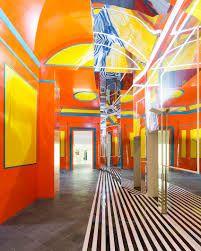 The Cool Hunter - Daniel Buren Axer Installation - Naples, Italy Sorrento Italy, Naples Italy, Capri Italy, Italy Italy, Venice Italy, Naples Museum, Daniel Buren, Cool Art Projects, Venice Travel