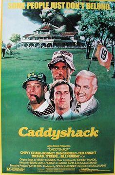 Caddyshack: 32nd Anniversary