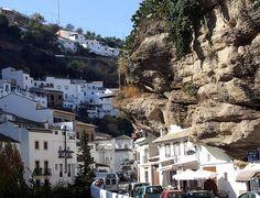 Setenil.Cadiz.Andalucia España.