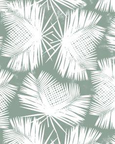 Loulu Print | Allison Holdridge