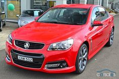 2013 Holden Commodore VF SS
