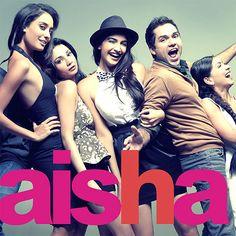 Aisha (another modern Emma). I really enjoyed this Bollywood production.