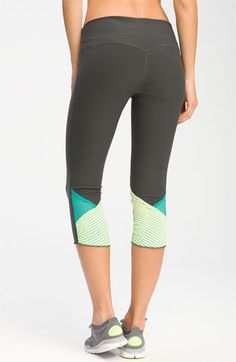 Nike 'Glissade' Capris... Need!!