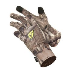 Camo Tactical Hunting Smartphone Touch Screen Gloves Camouflage Clothes Gear New