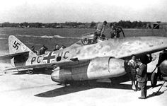 Nazi Germany successfully test the Messerschmitt Me 262, the first operation jet-powered fighter aircraft. July 18 1942