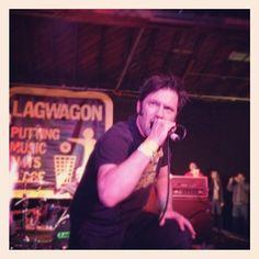 Joey Cape of Lagwagon