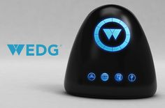 WEDG Secure Personal Cloud Storage launches on Kickstarter - http://tchnt.uk/1lTutLN