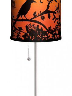 Lamp in a box