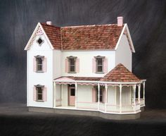 Dollhouse City - Addison Dollhouse Kit Perfect for gift :) $349.99