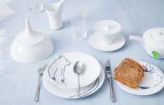 Tableware, Hering Berlin, Photo: Anne Deppe, Styling: Nici Theuerkauf