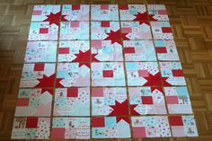 Thanks so much for all your sweet words on the simple patchwork and stars quilt! I'm excited to share the tutorial with you! I've had ...