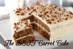 Ingredients:  1 pkg. (2-layer size) spice cake mix 3 large carrots, shredded (about 2 cups) 1 can (8 oz.) crushed pineapple in juice, drained 1 cup chopped  Pecans, divided 2 pkg. (8 oz. each)  Cream Cheese, softened 2 cups powdered sugar 1 tub (8 oz.) Whipped Topping, thawed