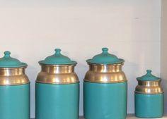 latas de cozinha
