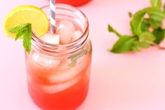 Watermelon Mint Lemonade - Against All Grain | Against All Grain - Delectable paleo recipes to eat & feel great