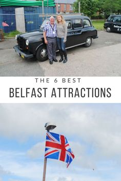 Are you heading on vacation to Northern Ireland and need tips for Belfast? Here are the 6 best Belfast attractions that you won't want to miss! Europe On A Budget, Europe Travel Tips, Budget Travel, Travel Usa, Travel Guides, Travel Destinations, Belfast Attractions, Sweeden Travel, Road Trip Hacks