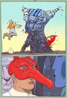 orano:  Inside Moebius