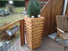 #DIY #Blumenkübel - eine schöne User-Idee aus dem OBI Selbstgemacht! Blog.