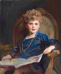 by Philip de László