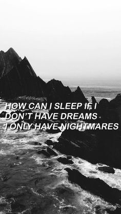 the neighbourhood backgrounds Tumblr Quotes, Lyric Quotes, Sad Quotes, Nightmare Quotes, How Can I Sleep, Hurt Feelings, Quotes About Moving On, Super Quotes, How I Feel