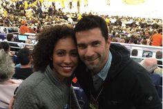 Jonathan Bailey ESPN Sage Steele's husband
