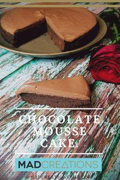 Mad Creations Sugar Free Keto Mousse Cake