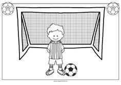 ausmalbilder kostenlos fußball spieler – Ausmalbilder für ...