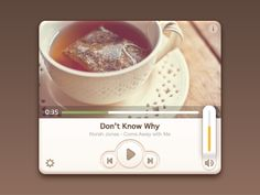 Music Player by kathysun