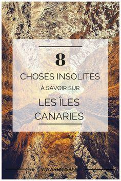 8 choses à savoir sur les Îles Canaries / Yonder #canaries
