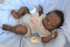 OOAK Reborn baby boy with 3d skin Orion Baby Newborn doll Ethnic
