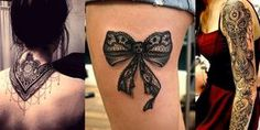 Magnificent Lace Tattoos!!!