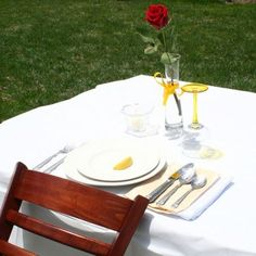 POW/MIA Remembrance Table | skirt! & POW MIA Table setting | All Things AMERICAN! | Pinterest ...