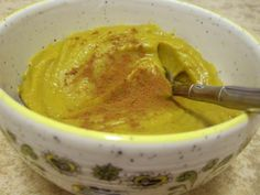 Pumpkin Avocado pudding - would be good with chia seeds added