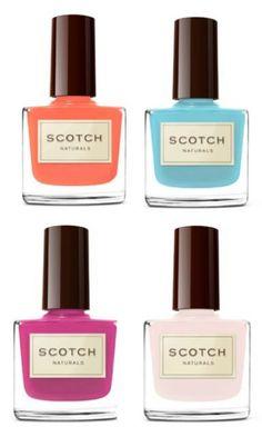 Scotch..best nail polish